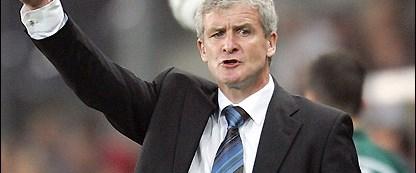 Hughes gitti, Mancini geldi