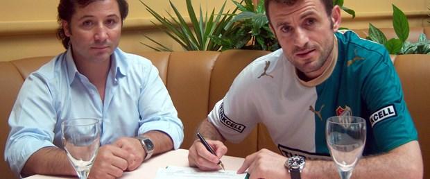 Hüseyin Bursaspor'la sözleşme imzaladı