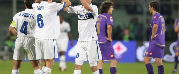 İlk finalist Inter oldu