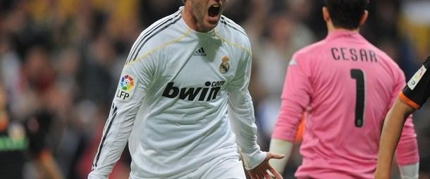 İnatçı Real Madrid