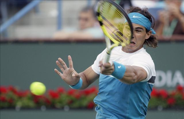 Indian Wells - Rafael Nadal