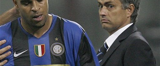 Inter'de Adriano defteri kapandı