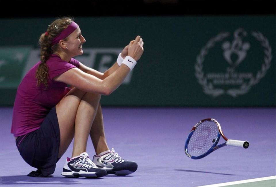 İstanbul'un şampiyonu Kvitova