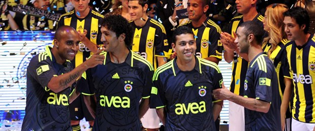 İşte Fenerbahçe'nin yeni formaları!