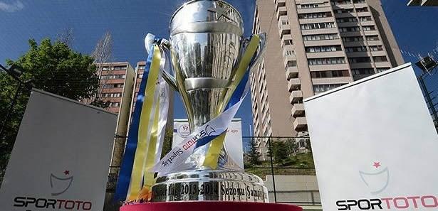 Süper Lig'inde eski şampiyonluk kupası