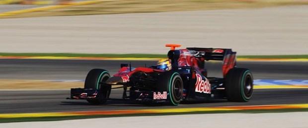 İşte yeni Toro Rosso