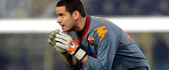 Julio Sergio Roma'da kalmak istiyor