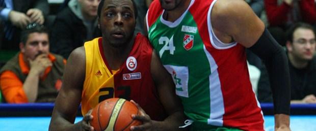 Karşıyaka Galatasaray'ı devirdi: 87-83