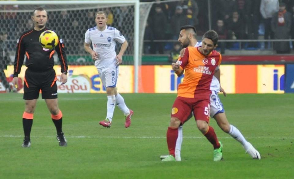 Kayseri Erciyesspor - Galatasaray