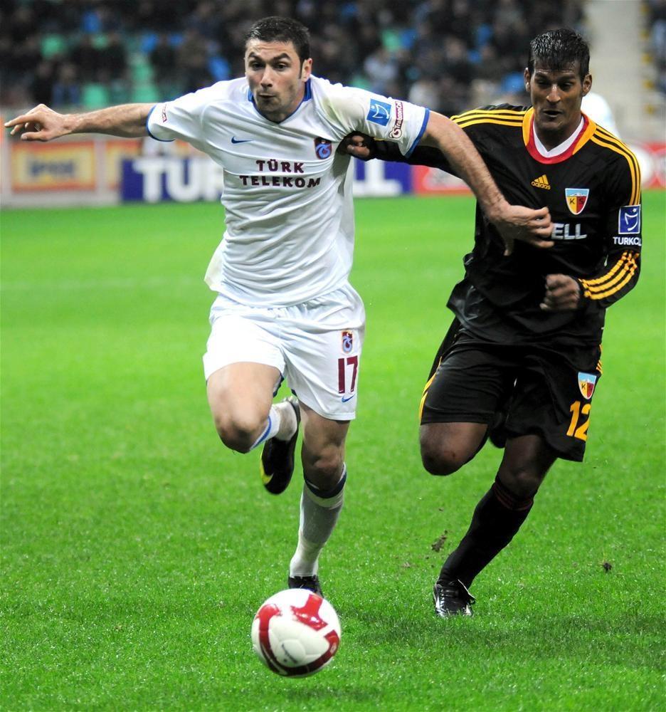 Kayserispor: 1 - Trabzonspor: 0