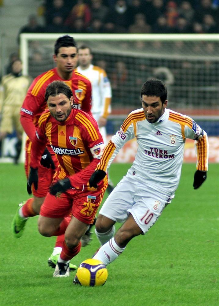 Kayserispor-Galatasaray: 0-0