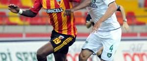 Kayserispor'a Denizli morali: 3-0