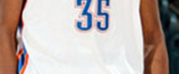 Kevin Durant tutulmuyor
