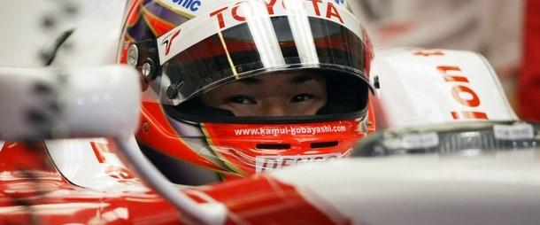 Kobayashi Sauber'de