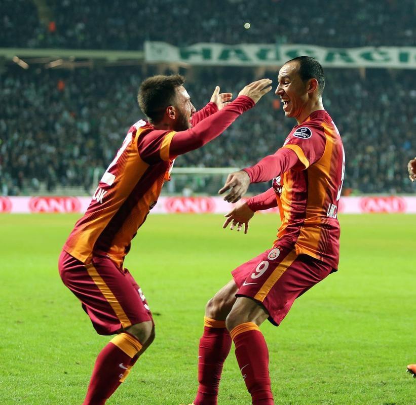 Konya'da gol yağmuru