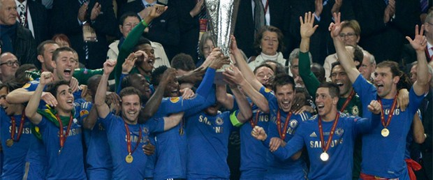 Kupa 2 Chelsea'nin