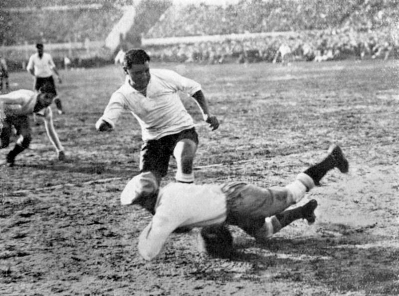 Arjantin - Fransa (1930)