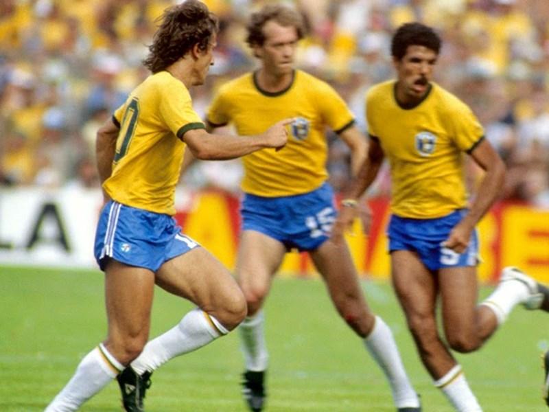 Brezilya - İsveç (1978)