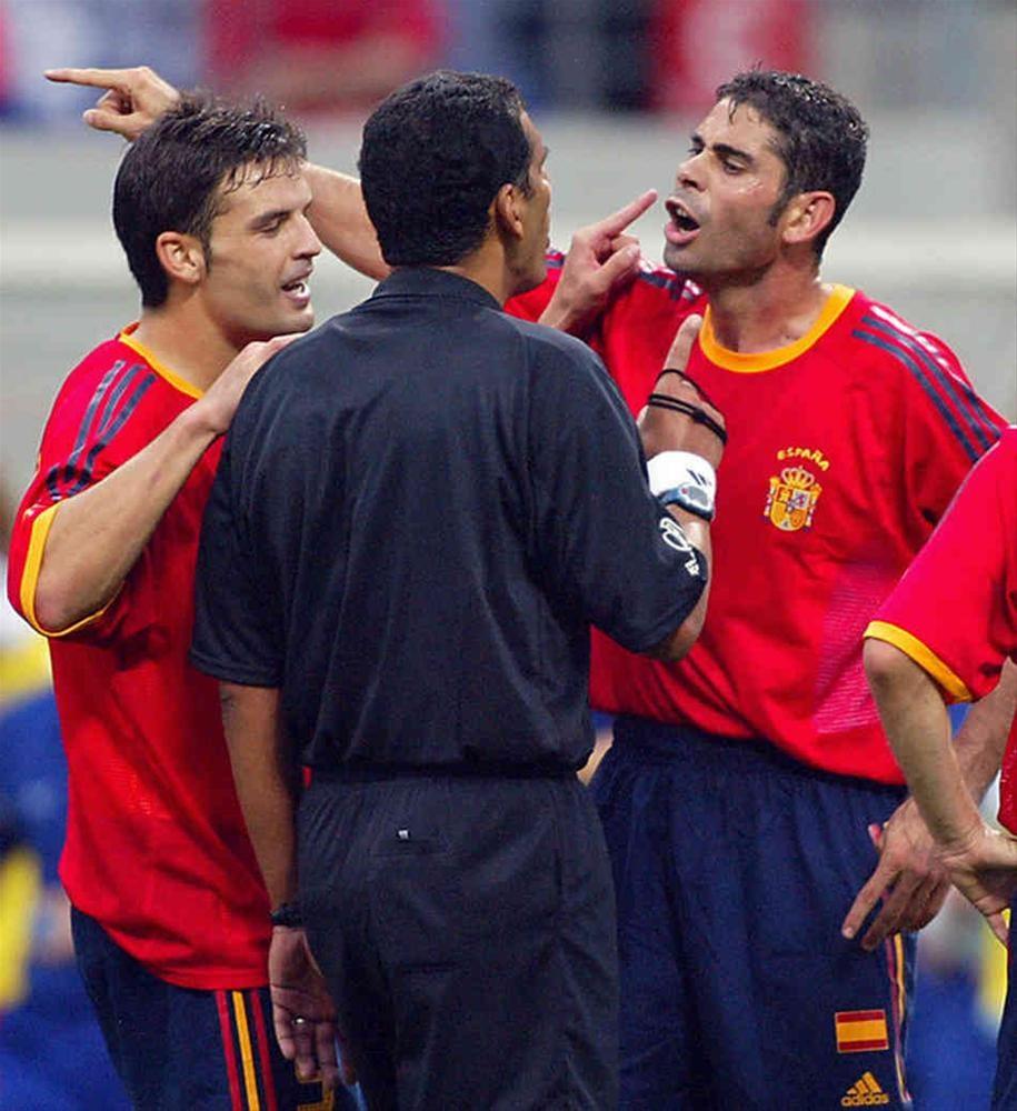 Güney Kore - İspanya (2002)