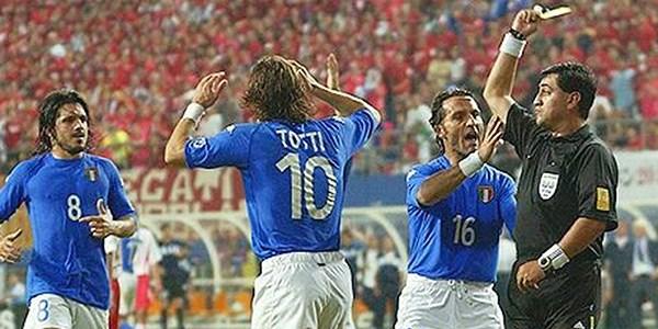 Güney Kore - İtalya (2002)