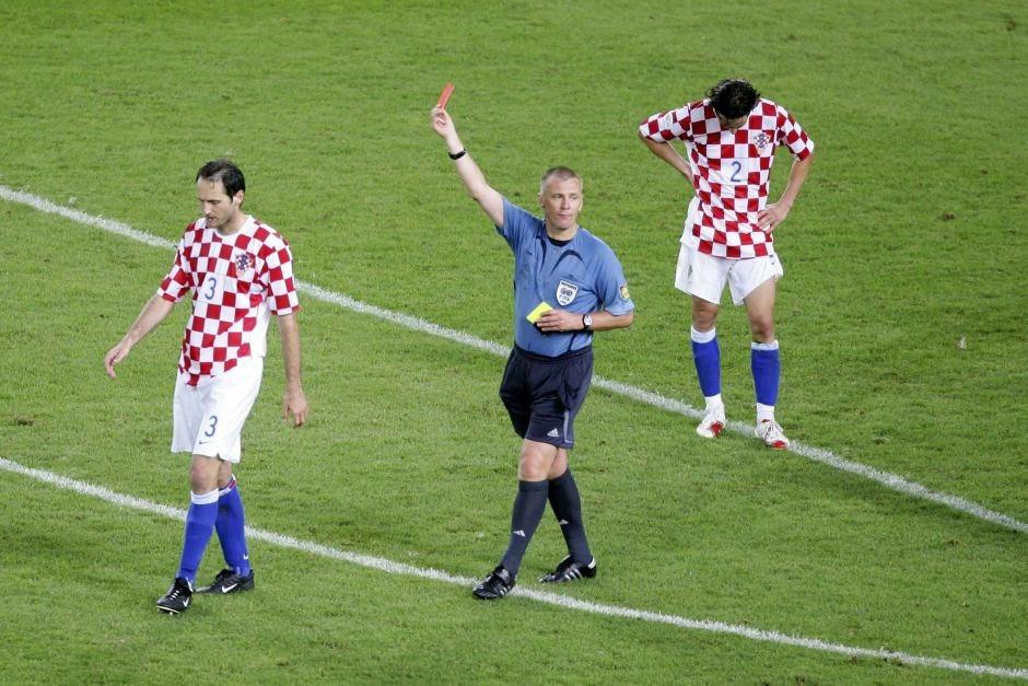 Hırvatistan - Avustralya (2006)
