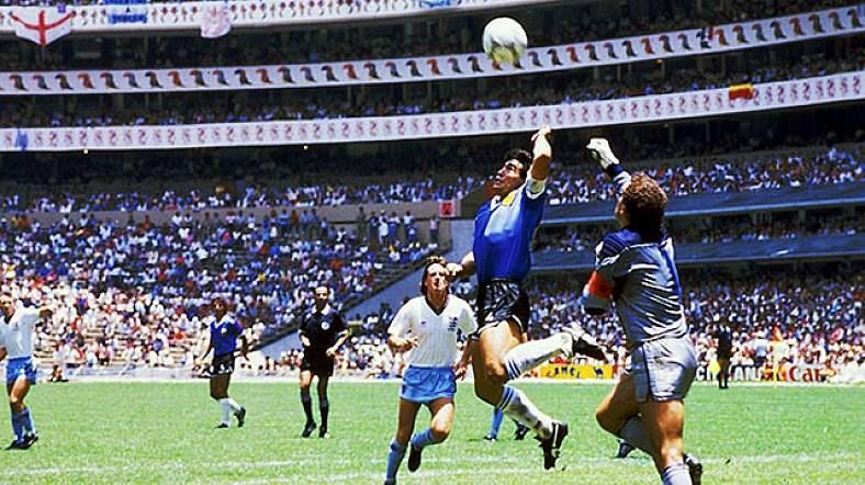 İngiltere - Arjantin (1986)