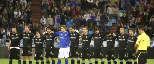 La Liga'dan Van'a saygı!