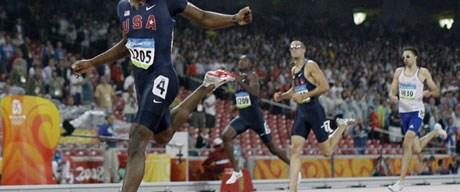 Lashawn Merritt'te doping