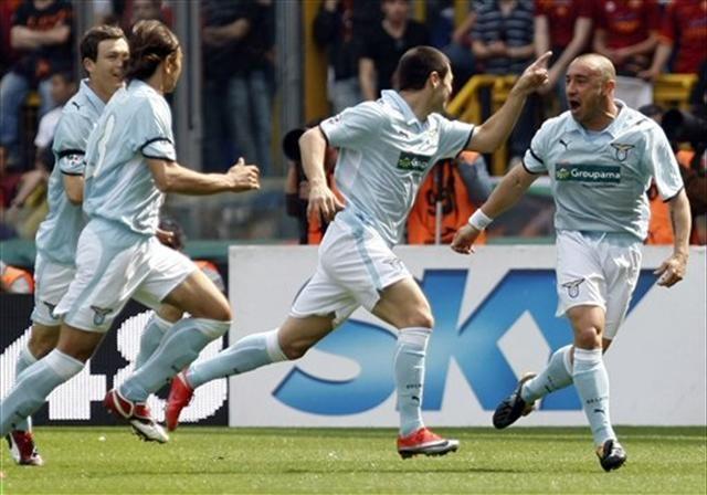 Lazio: 4 - Roma: 2