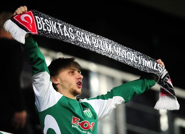 Levadia Tallinn: 1 - Galatasaray: 1