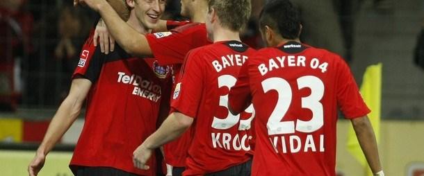 Leverkusen rakip tanımıyor