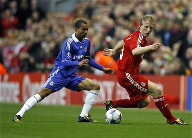 Liverpool: 1 - Chelsea: 3