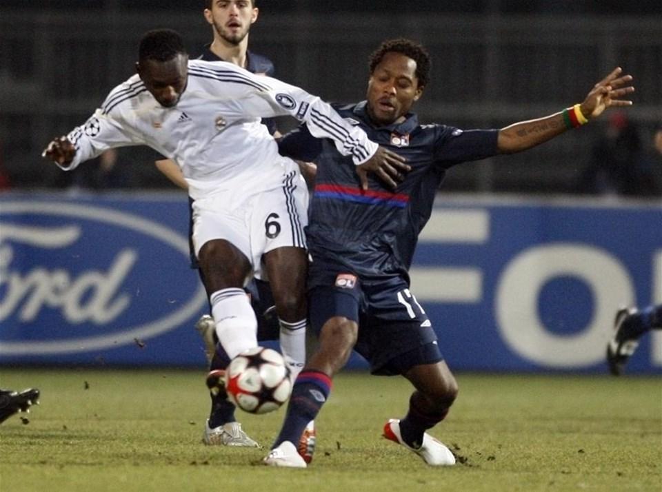 Lyon - Real Madrid