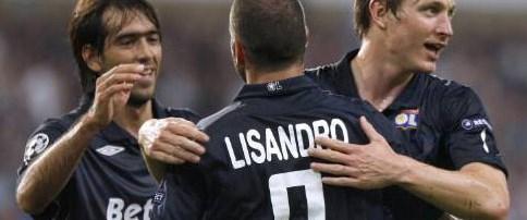 Lyon yine galip: 1-3
