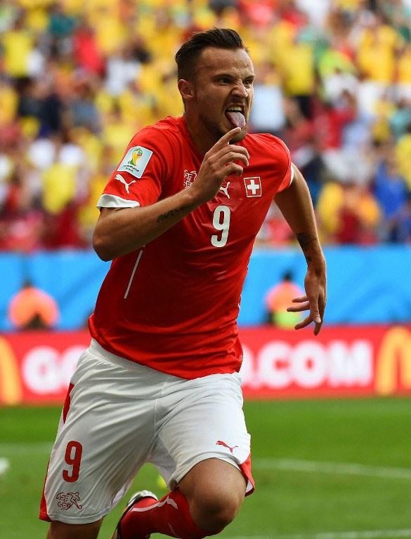 Maç bitti derken İsviçre