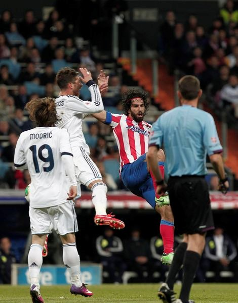Madrid'in 'Kral'ı Atletico
