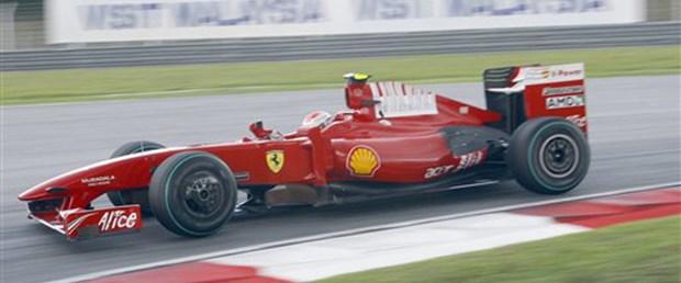 Malezya'da en hızlı Raikkonen