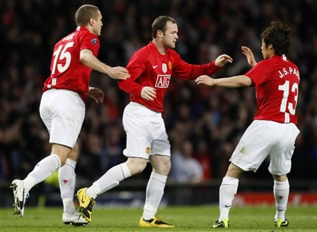 Manchester United: 2 - Porto: 2