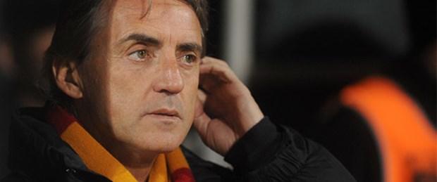 Mancini: Galatasaray'da kalıyorum