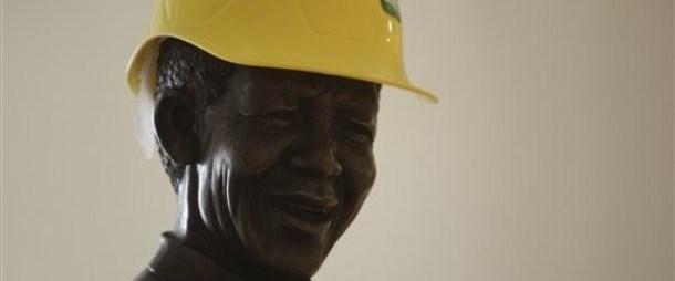 Mandela açılış törenine geliyor