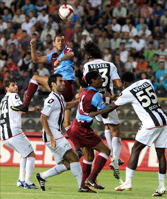 Manisaspor: 1 Trabzonspor: 0