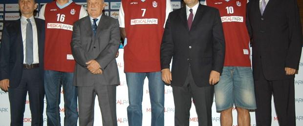 Medical Park Trabzonspor'da imza şov