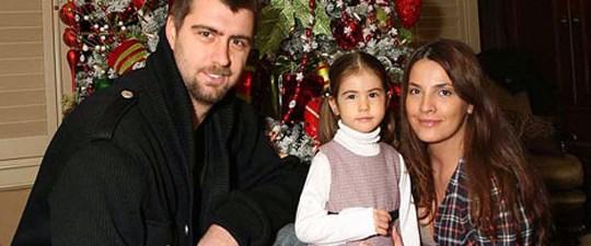 Mehmet Okur ikinci kez baba