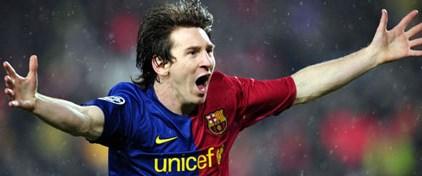 Messi: Bedava oynarım