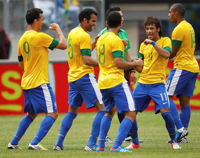 Messi Brezilya'yı yıktı