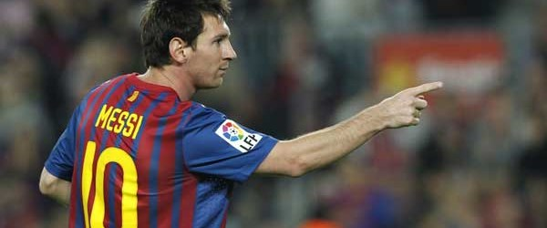 Messi Mallorca'ya patladı