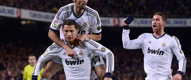 Messi sustu, Ronaldo konuştu