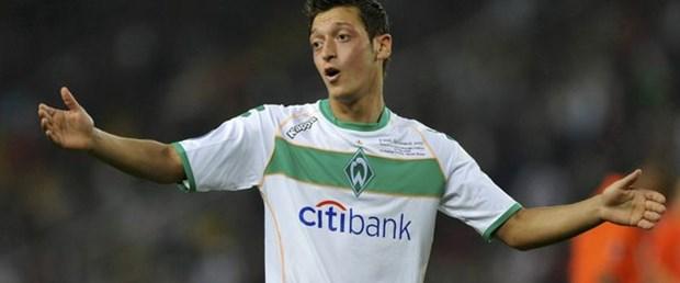 Mesut 2012'ye kadar Werder'de iddiası