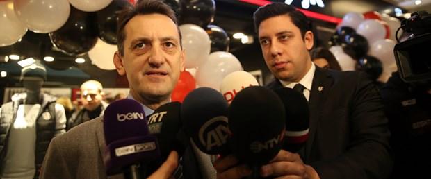 Beşiktaş Yönetim Kurulu Sözcüsü Metin Albayrak.jpg