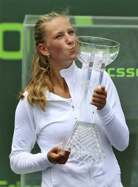 Miami: Bayanlarda şampiyon Azarenka